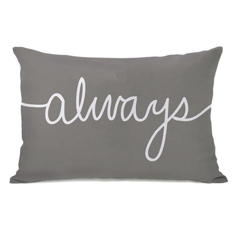 throw pillows with words always mix and match grey throw pillow home the words