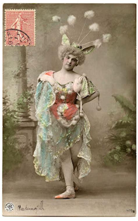 french photo crazy fun dancer  pom pom hat
