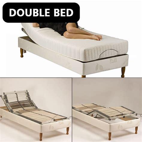 adjustable bed with pocket sprung mattress adjustable beds complete care shop