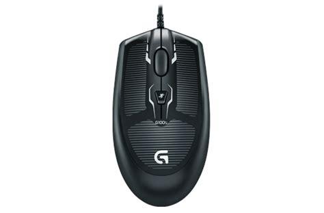 Mouse Komputer Merk Logitech logitech g 100s blossom toko komputer malang