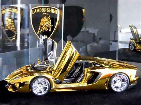 Most Expensive Lamborghini Model World S Most Expensive Lamborghini Scale Model Drivespark