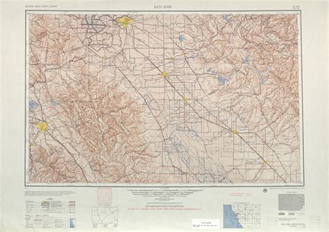 san jose topographic map free u s 250k 1 250000 topo maps beginning with quot s quot