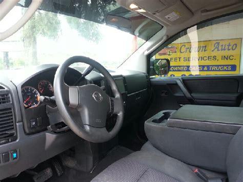 auto upholstery ocala fl 2011 nissan titan 4x4 s 4dr crew cab swb pickup in ocala