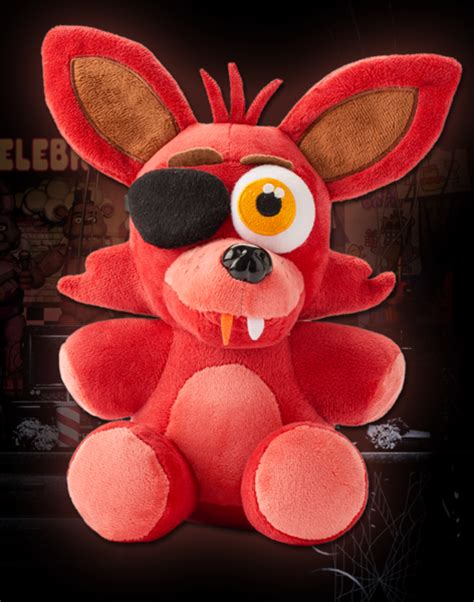 Cute Office Decorations by Five Nights At Freddy S Foxy Plush Sanshee