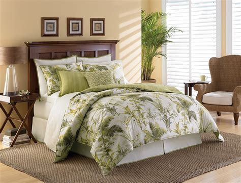 sheet sets with palm trees interior decorating
