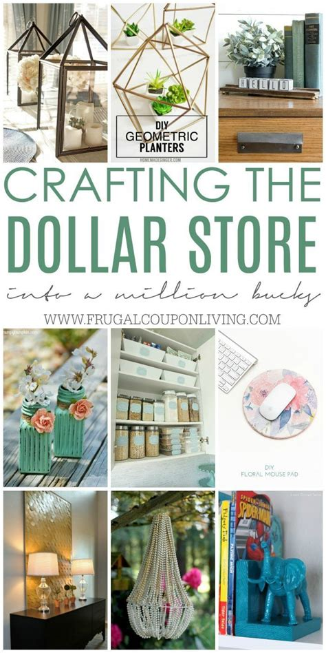 dollar store craft projects best diy crafts ideas crafting the dollar store diy