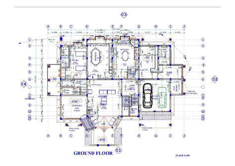 blue prints for homes schematics with dimensions cad with dimensions elsavadorla