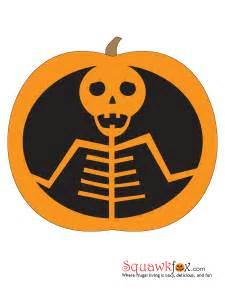 skeleton pumpkin templates pumpkin stencils free pumpkin faces for some frugal