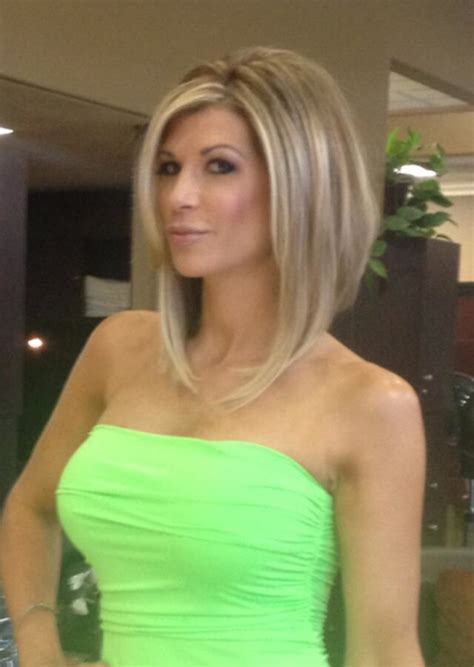 how to do real housewife hair alexis bellino cuts her hair gretchen rossi insists she s