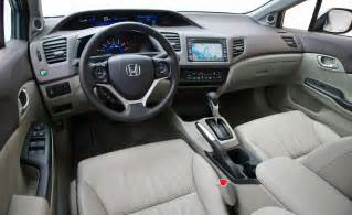 2012 Honda Civic Interior Car And Driver