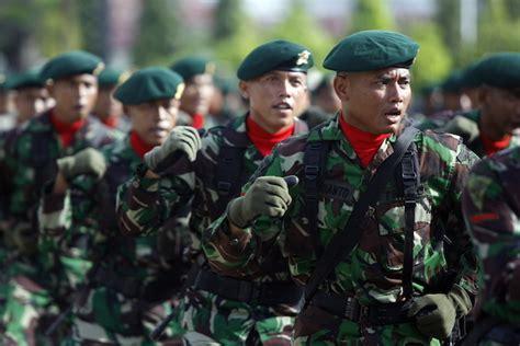 Topi Loreng Tni Ad By Andrey 22 menteri pertahanan ryamizard resmikan program bela negara