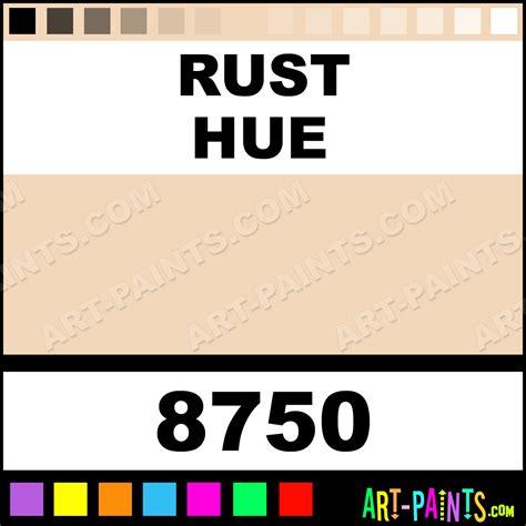 rust glaze acrylic paints 8750 rust paint rust color golden glaze paint f2d7b9