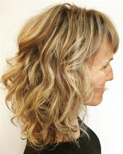 Flattering Hairstyles For 50 With Bangs by The Best Hairstyles For 50 80 Flattering Cuts