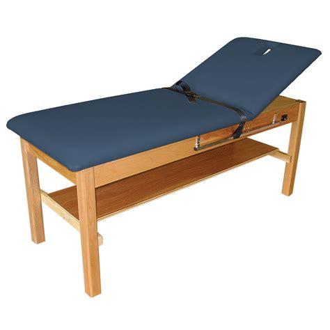 blue ridge table back extension treatment table blue ridge w50856br
