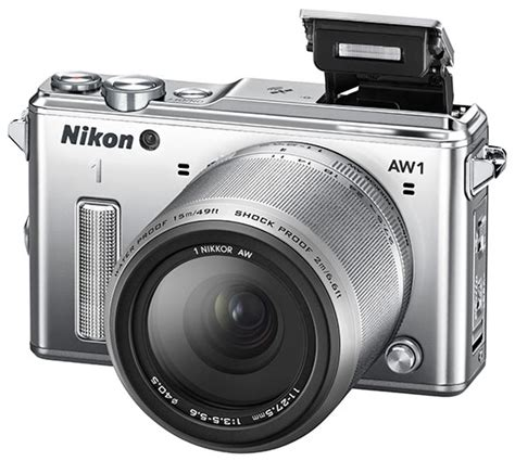 nikon 1 aw1 underwater mirrorless and two 1 nikkor aw lenses officially announced nikon