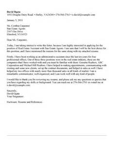 Real Estate Sales Assistant Cover Letter by Order Selector Resume Bestsellerbookdb