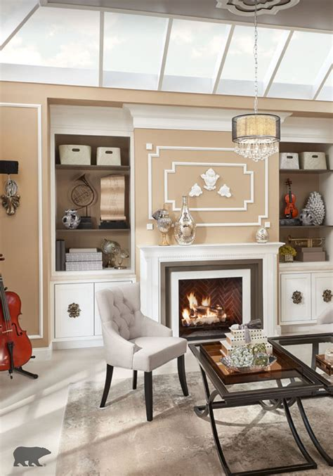 behr color trends include  stunning neutral