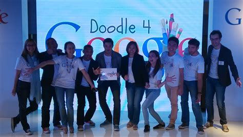 doodle 4 interactive doodle 4 launched in the philippines marketing