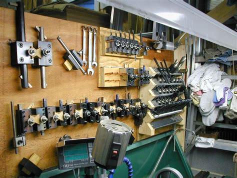 aloris tool holder storage