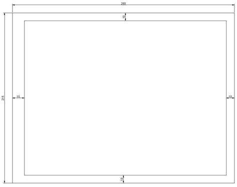 margemes para hojas de maquina anexo 1 como personalizar una hoja de papel para impresi 243 n