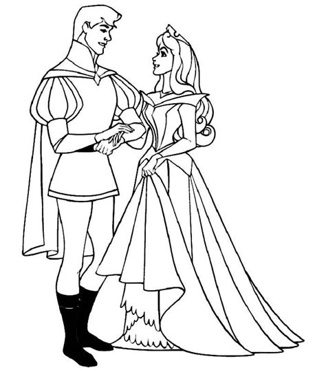 sleeping beauty coloring pages for kids az coloring pages