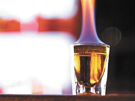top shots at a bar wild fire food drink the pacific northwest inlander news politics music