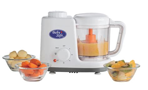 Daftar Blender Baby baby safe food maker steam blend serve bungaasi