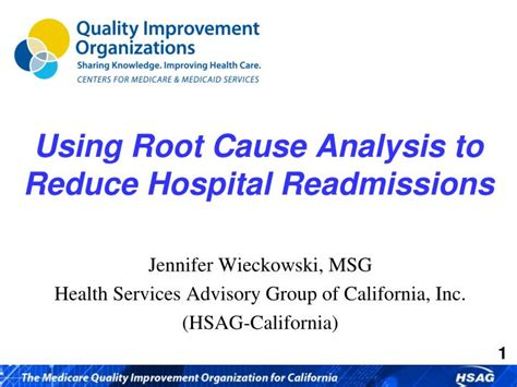 Ppt Using Root Cause Analysis To Reduce Hospital Readmissions Powerpoint Presentation Id 496154 Root Cause Analysis Powerpoint