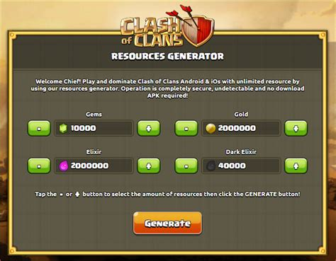 clash of clans hack cheats free gems no survey working clash of clans hacked version coc gems hack free