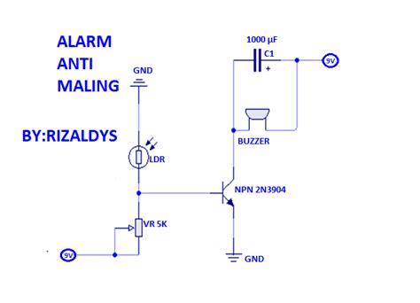 Alarm Anti Maling Untuk Sepeda Motor alarm anti maling untuk motor images