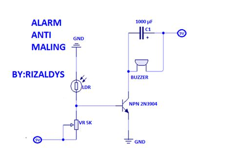 Alarm Anti Maling alarm anti maling untuk motor images