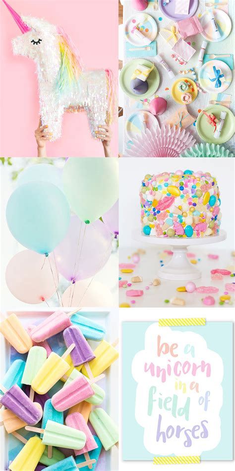 themes love girl unicorn party inspiration tell love and party bloglovin