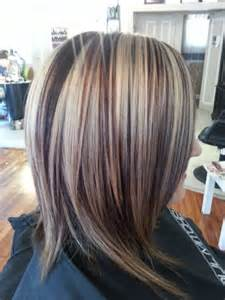 hair styles with low and high lites dark hair with red low lights and blonde high lights