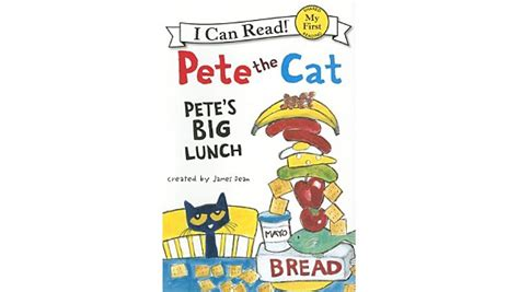 a really big lunch books you will want to include pete the cat pete s big lunch