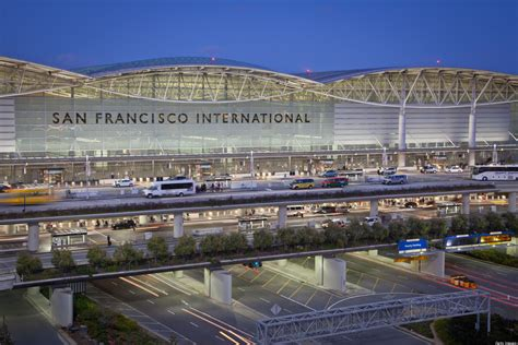 San Francisco International Airport To Install 4 DC Fast