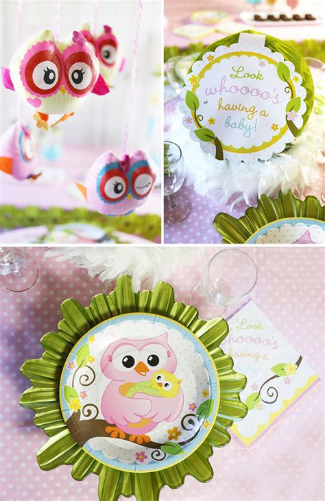 owl baby shower decoration owl baby shower ideas