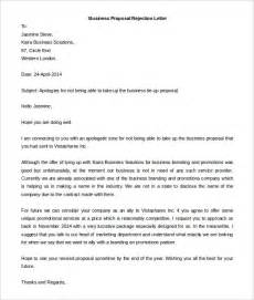 Rejection Letter Ending Business Letter Template 44 Free Word Pdf Documents