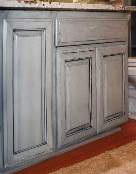 Painting And Glazing Kitchen Cabinets Glazed Cabinetry2 Http Sisupainting 2012 02 25 Breathing New Into Kitchen