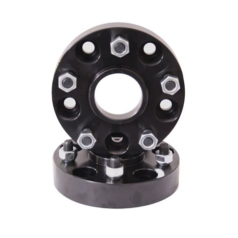 Wheel Spacers For Jeep Jk All Things Jeep Wheel Spacer Pair At 1 5 Inch 5x5 For