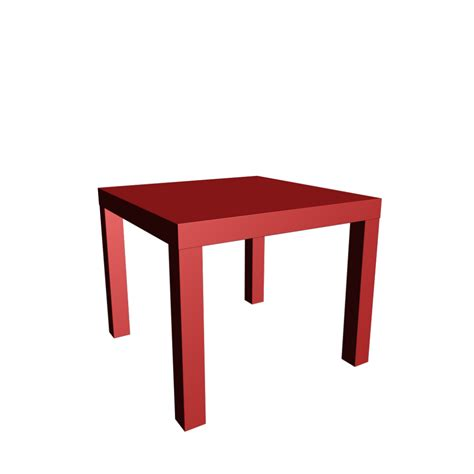 lack table lack side table design and decorate your room in 3d