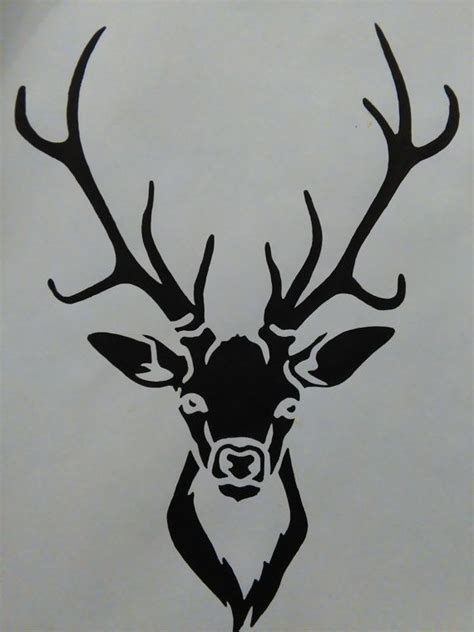 stag head designs 1000 ideas about stag head on pinterest deer heads