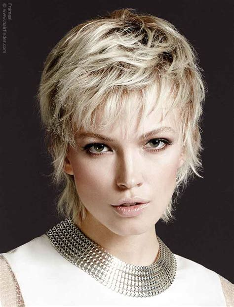 how to cut short jair to feather nack 20 classy short hairstyles for women
