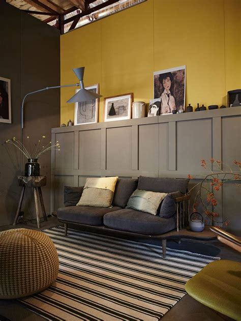 grey yellow walls yellow grey walls chapel redecoration project