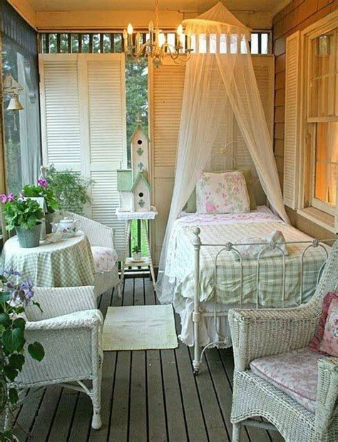 shabby chic decorating ideas for porches and gardens hgtv shabby chic sleeping porch decorticosis