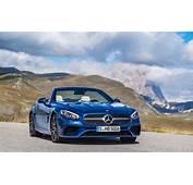 2016 Mercedes Benz Sl Wallpaper
