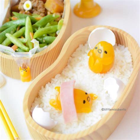 Gudetama Tomato Bento   Little Miss Bento