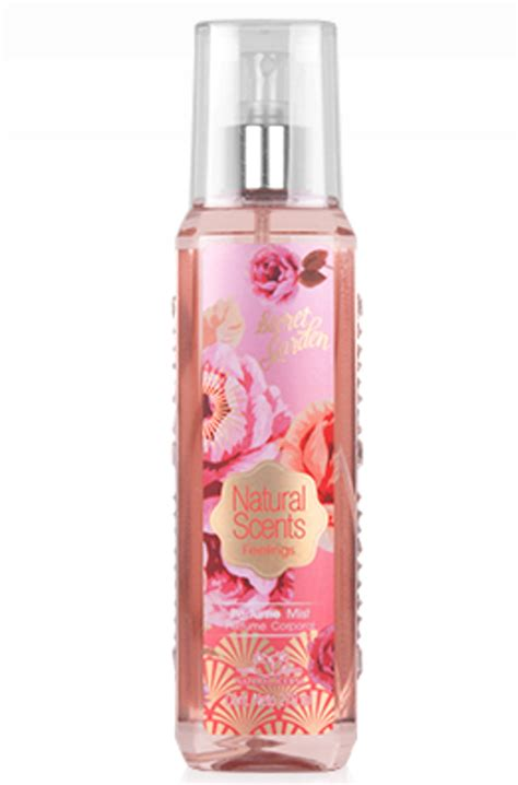A Different Of Scent Organic Perfumes by Secret Garden Scents Perfume A New Fragrance For