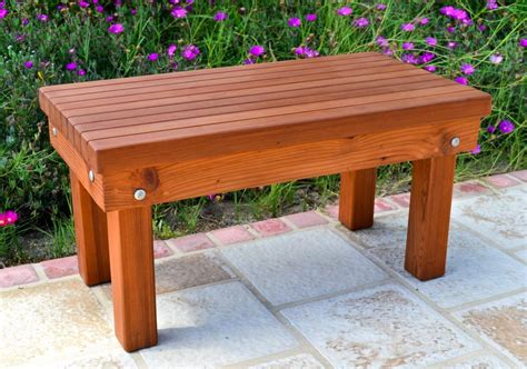 furniture nice small wooden benches designs indoor