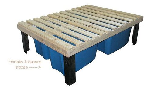 make your own bed frame 1000 ideas about diy bed frame on pinterest pallet