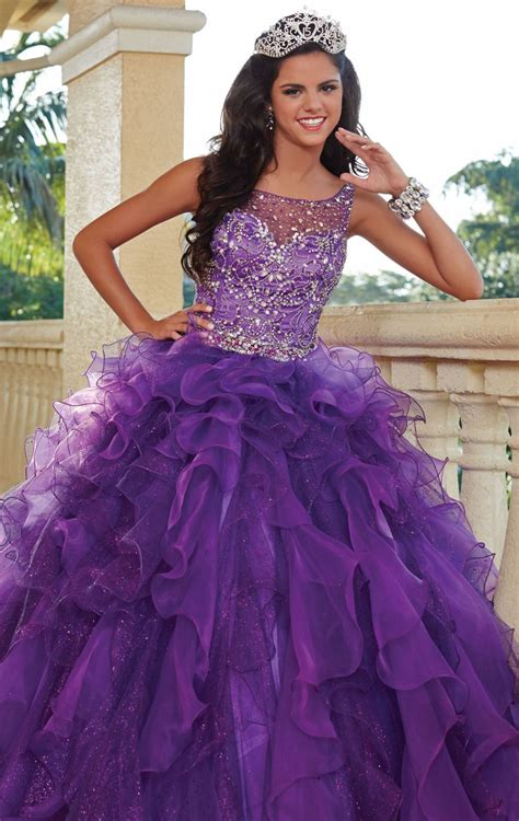 Quinceanera Collection 26764 Dress   MissesDressy.com
